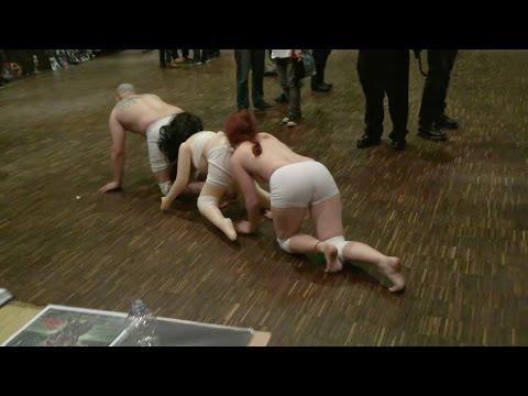 Laurence Harvey  Human Centipede 2 & 3