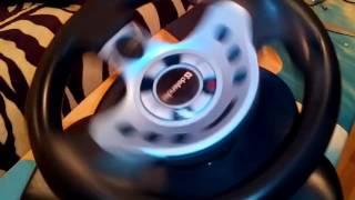 руль для пк своими руками Игровой руль 170° переделываем в 390%/How to make wheel drive on pc.
