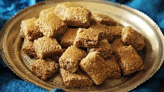 Til Chikki Recipe  Makar Sankranti Special Recipe