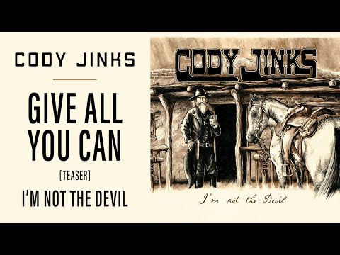 """Cody Jinks """"Give All You Can"""" (teaser)"""