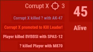 We Have A New Kill Leader...