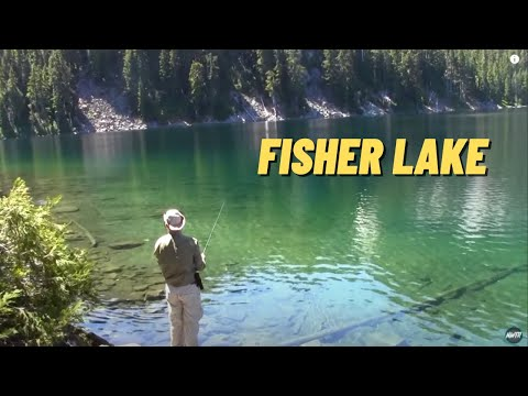 Fisher Lake Washington Alpine Lake