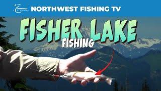 Fisher Lake Washington Alpine Lake