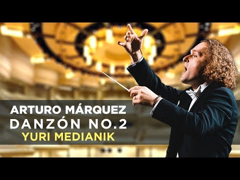 "Arturo Márquez. Danzón No.2. Moscow city orchestra ""Russian Philharmonic"". Yuri Medianik"