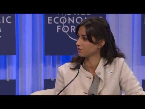 Davos 2014 - The Millennial Challenge