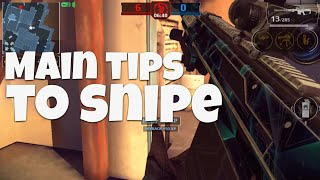 Mc5 5 Tips To Be a Pro Sniper [ Watching This Will Make u Better then BOSS]