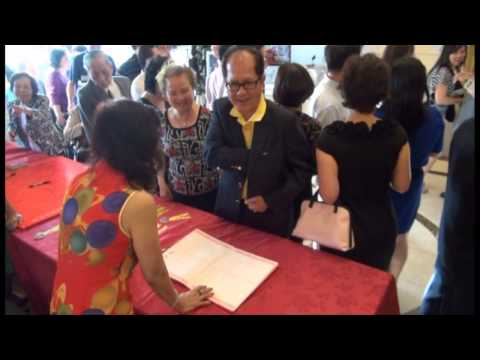 Binh Dinh Chinese Friendship Association 2013 Reunion Part 1