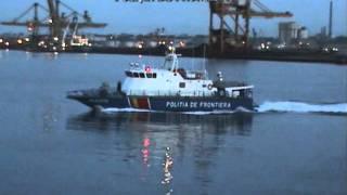 Doua nave maritime ale P.F.R. participa la Operatiunea Comuna POSEIDON 2011 desfasurata in Grecia