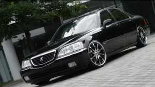 Honda Legend(Acura 3.5RL) Hydraulics suspension, Brake system etc -  Produce by SKIPPER