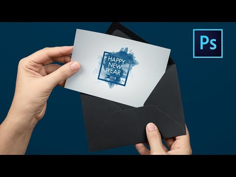 how-to-design-happy-new-year-greeting-card-in-photoshop-cc