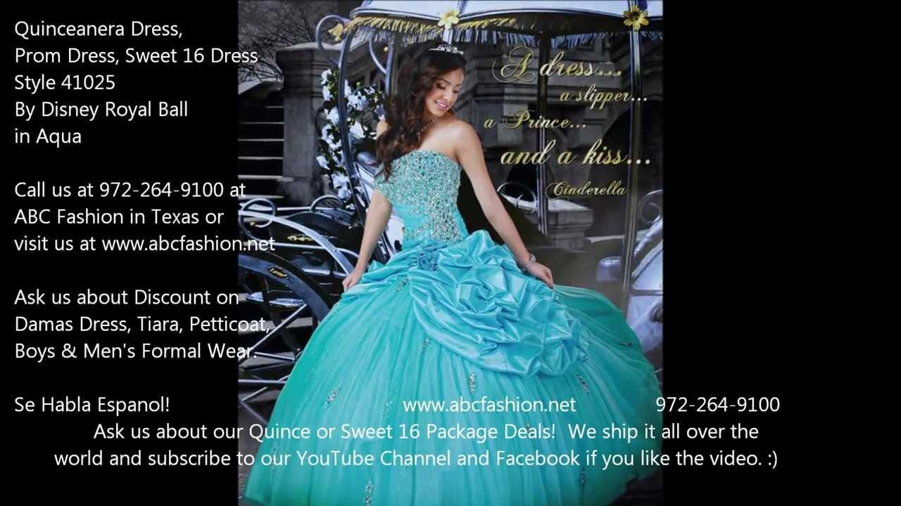 ABC Formal Dresses
