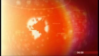 BBC Breakfast - Christmas Titles: 2013