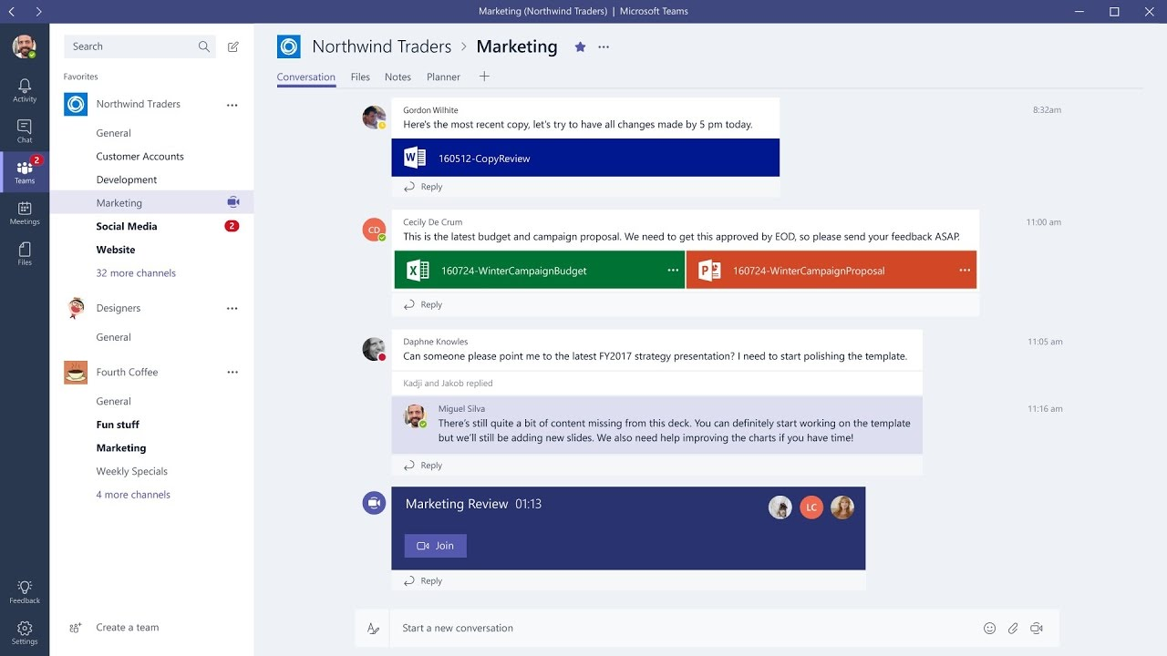Microsoft Teams Preview Versus Outlook Groups Youtube