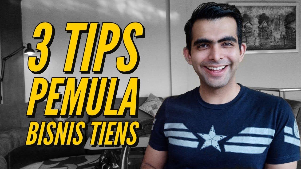 3 Tips Pemula Di Bisnis Tiens - Cara Bisnis Online Bagi ...