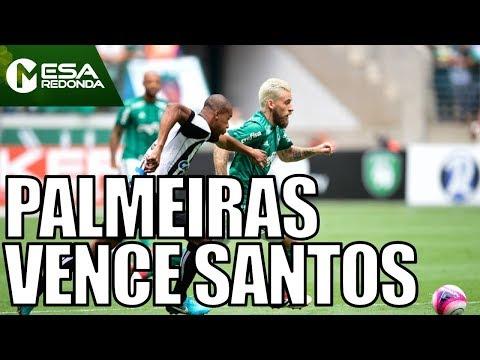Programa Completo (04/02/18) - Palmeiras Continua 100% Após Vitória Contra Santos