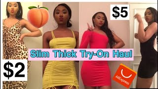 Aliexpress Try On Haul| SPRING 2019 |BADDIE ON A BUDGET| KIA IRELLE