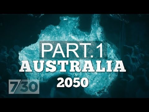 Australias population: How big is too big? Australia 2050 part 1  730