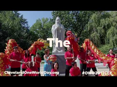Cleveland Cultural Gardens' 2017 One World Day