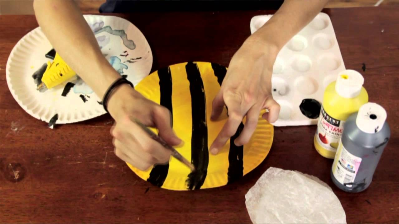 Bee Project In Preschool Preschool Amp Kindergarten Crafts