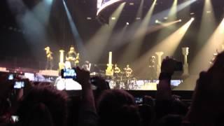 FRESH OFF THE RUNWAY - Rihanna - DWT Montpellier, France