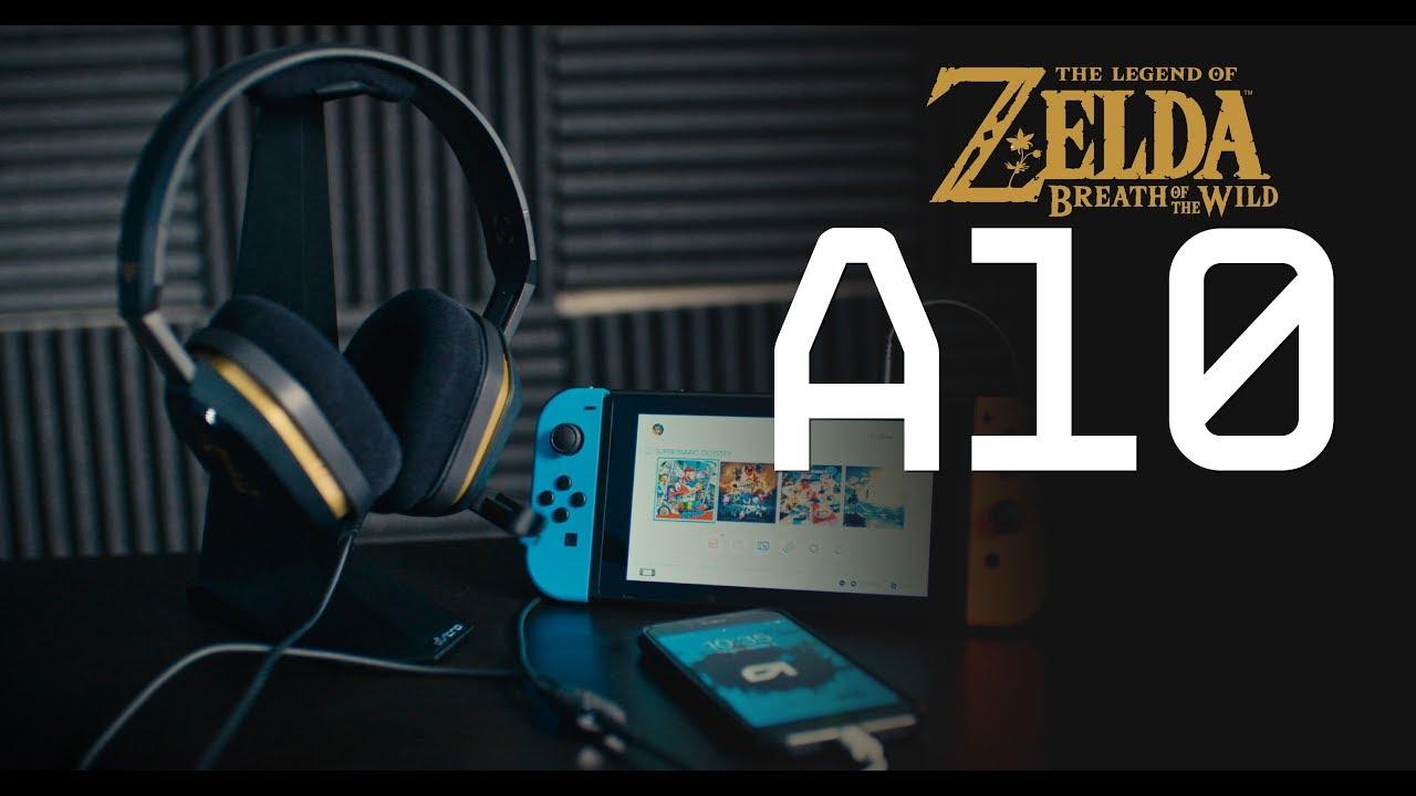 35174d05c43e5f Spotlight - ASTRO Gaming Legend of Zelda: Breath of the Wild A10 ...