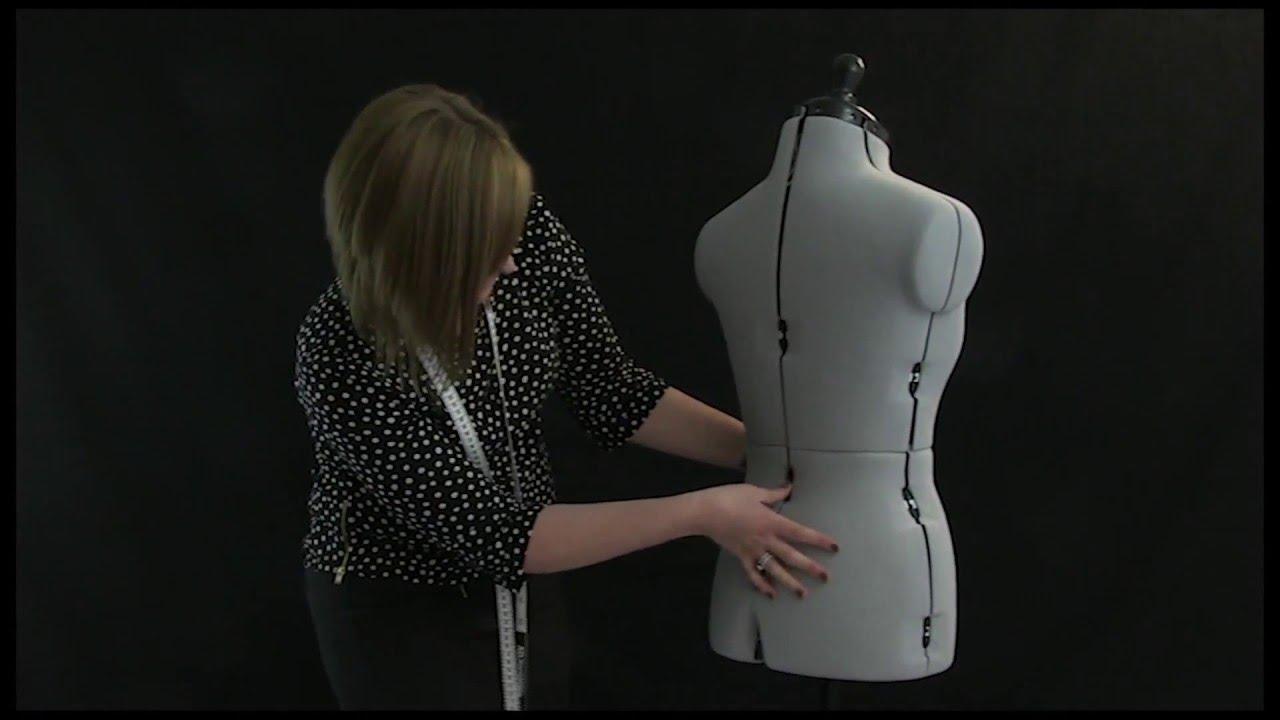 Mannequin De Couture Celine Sur Roulettes Taille 36 44 Rascol