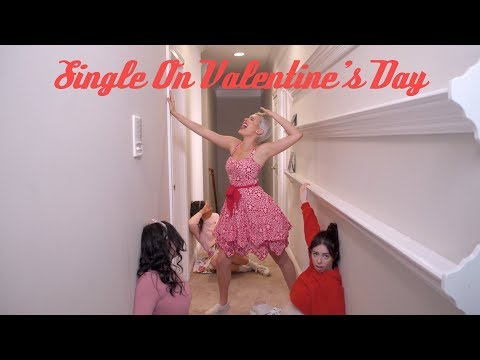 Cimorelli - Single On Valentine's Day (Official Music Video)