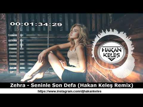 Seninle Son Defa (Hakan Keleş Remix)  Dj Akman Cover