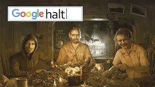 Ist Resident Evil 7 gruselig? Ist es ein Reboot? - Google halt!