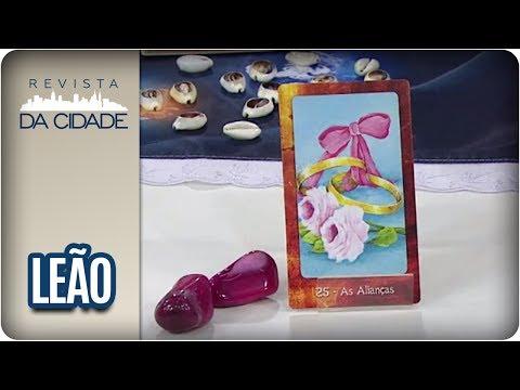 Previsão De Leão 16/07 à 22/07 - Revista Da Cidade (17/07/2017)