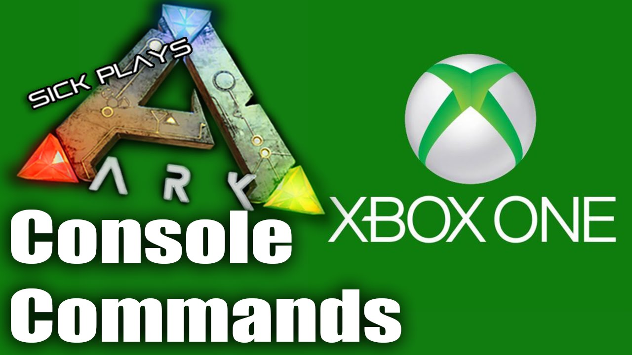 ARK Survival Evolved Xbox One Admin Console Commands   Spawn Dino / Items :  Force Tame : Fly   YouTube