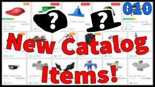 [010] Roblox Trading Series | Reviewing New Catalog Items!