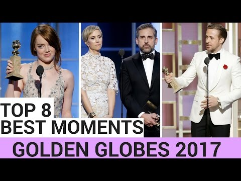 Thumbnail: Top 8 Best Moments of The Golden Globes 2017! (VIDEO)