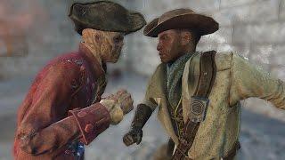 Hancock vs Preston Garvey - Fallout 4
