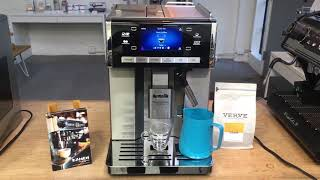 Delonghi Prima Donna Exclusive Test 1382- Fill circuit
