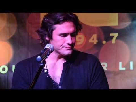 "Joe Nichols ""Footlights"" Live at Hill Country BBQ, 10/8/13"