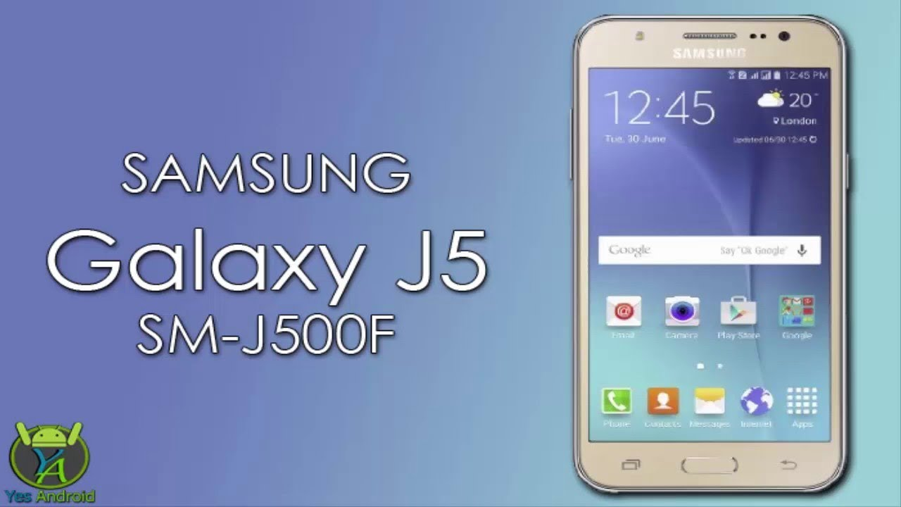 How To Firmware Samsung Galaxy J500FN 5 1 1 (FULL FIRMWARE 4 FILES)