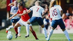 U19-Frauen   EM-Quali: Österreich vs Schweiz