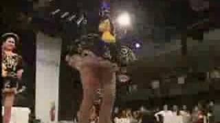 Danza de caporales de Puno, Perú. Elenco Brisas del Titicaca