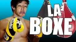 LA BOXE - JIGMÉ