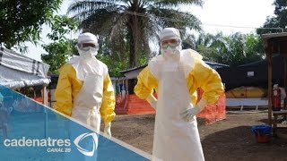 México atento ante la presencia de ébola en Estados Unidos