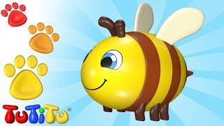 TuTiTu Zwierzęta w języku po polsku   Pszczoła   I inne Zwierzęta