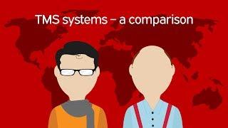 Webinar: TMS Systems - a comparison