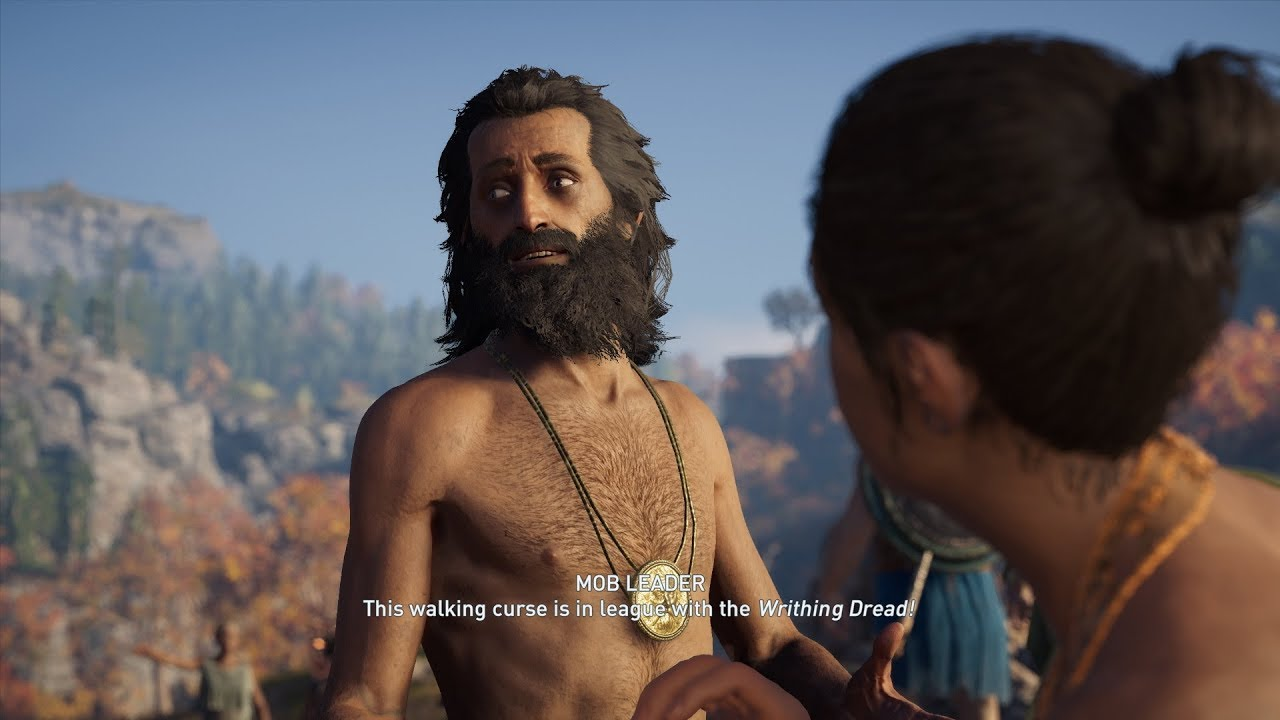 Assassin S Creed Odyssey Romancing The Stone Garden Quest