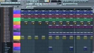 Usher-Yeah Instrumental FL Studio Remake