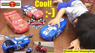 Disney Toy Cars Collection. Disney Lightning McQueen Collection. Kids' Toy Cars and Toy Trucks!