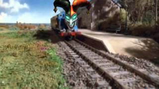 Shaco the Tank Engine