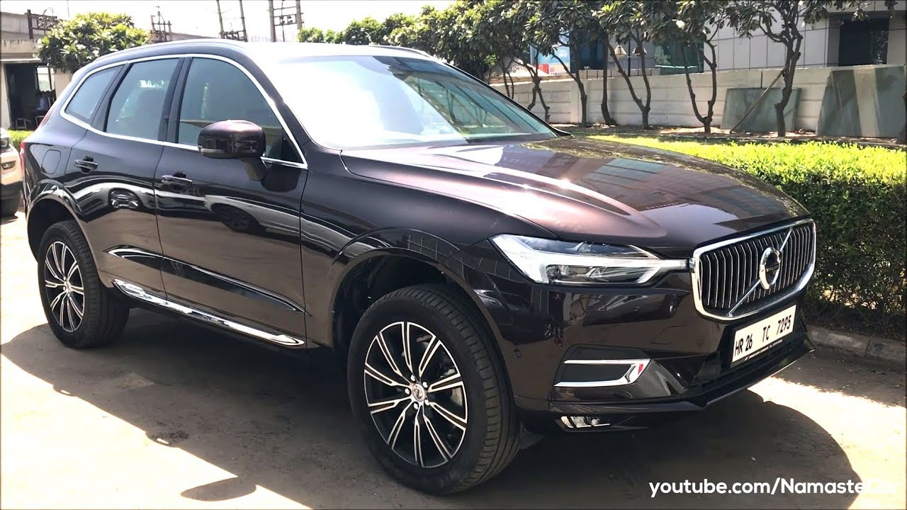 Volvo Xc60 D5 Inscription Awd 2018 Real Life Review Youtube