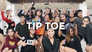 Tip Toe - Jason Derulo Feat. French Montana (Dance Video) | @besperon Choreography