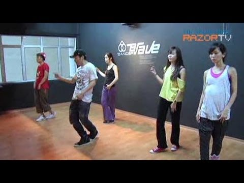 K-pop star trainers open dance school in Singapore